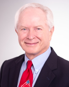 Mike Ward — former North Carolina State Superintendent of Public Instruction